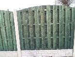 <p><em><b>Hit/Miss panels look the same on both sides. There is a gap between the boards and this makes it an ideal choice for a fence erectedin particularlywindy positions. The gap allows the air to flow through and so making it less resistant.</b></em></p>